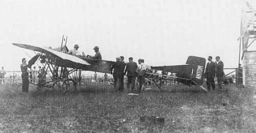 Monoplano Antoni 1912