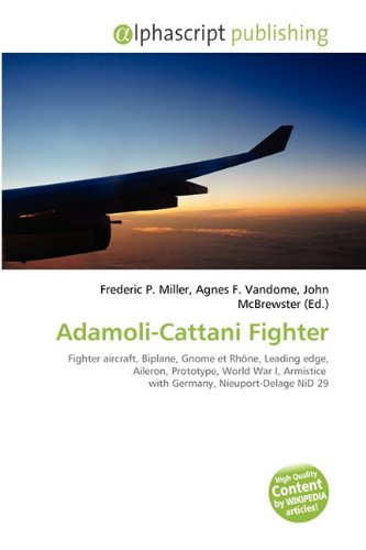 Adamoli-Cattani Fighter