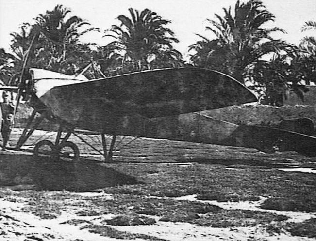 Nieuport Macchi IV M - Libia 1911
