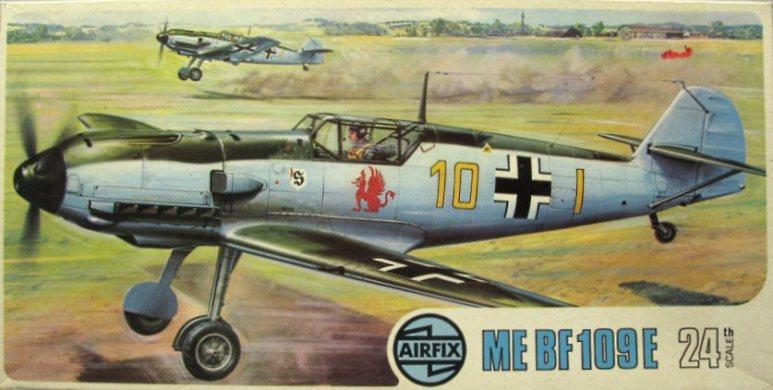 Aifix Me BF 109 - 1973