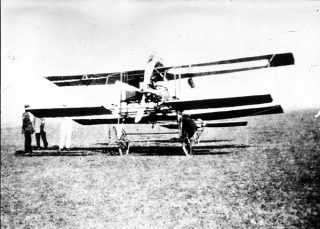 Aeroplano Bassoli Corni