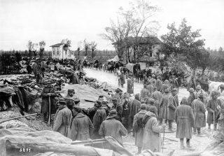 Ritirata di Caporetto - 1917