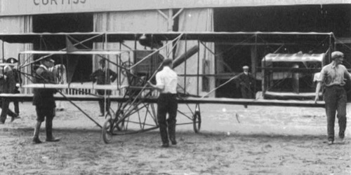 Biplano Curtiss
