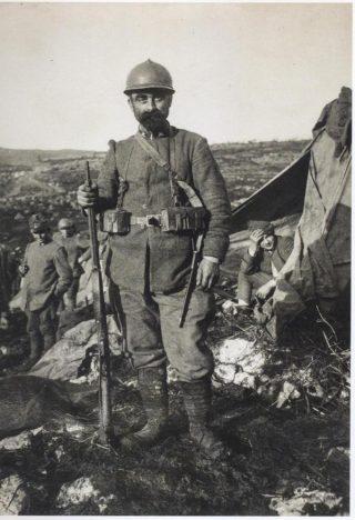 Grande Guerra degli Italiani Fante Italiano - 1915
