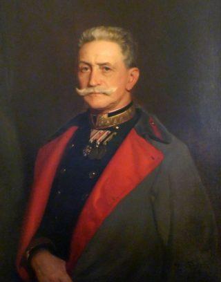 Franz Conrad von Hötzendorf - 1915