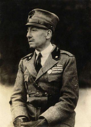 Grande Guerra degli Italiani Gabriele D'Annunzio