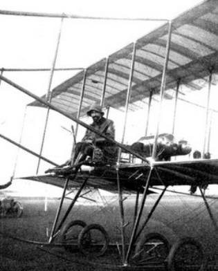 Farman III - Libia 1911