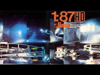 Modellismo - Catalogo Lima - 1972-73