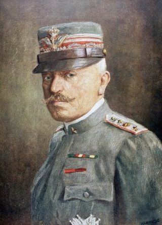 prima guerra mondiale Generale Luigi Cadorna