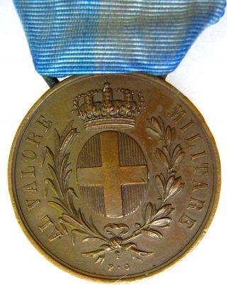 Medaglia al Valore Militare - 1918