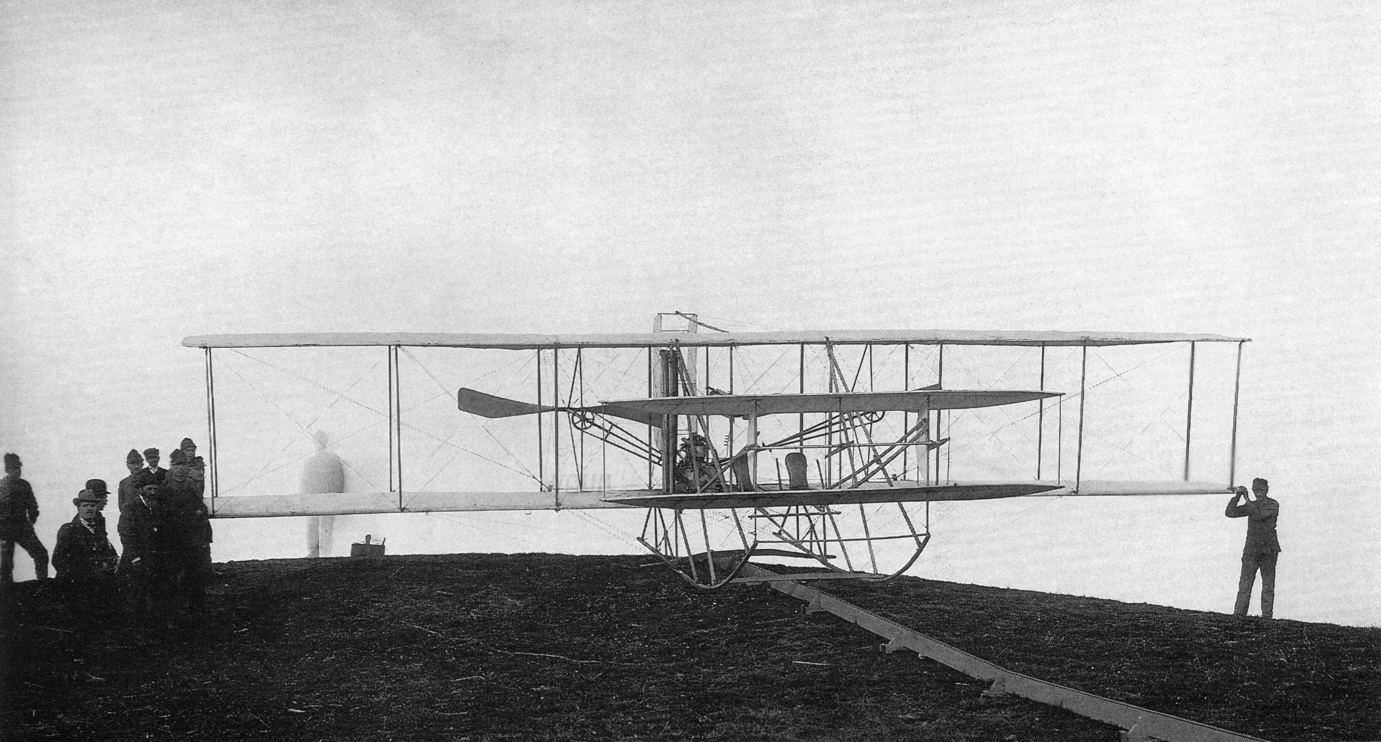 Wright Model A - Centocelle - 1909