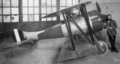 Prototipo Caccia Adamoli-Cattani