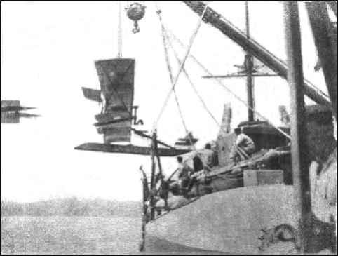 Idrovolante Paulhan-Curtiss - Venezia -1913