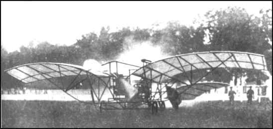 Aerocurvo Ponzelli-Miller - 1909