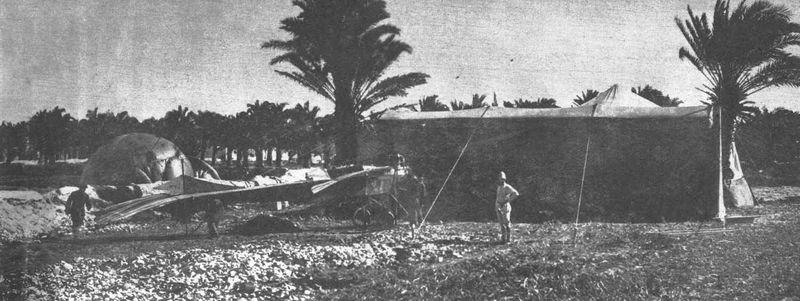 Etrich Taube - Libia 1911