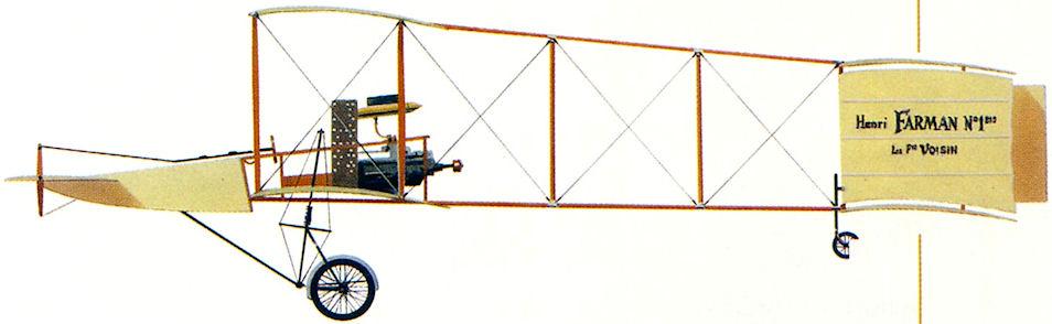Farman I - 1907