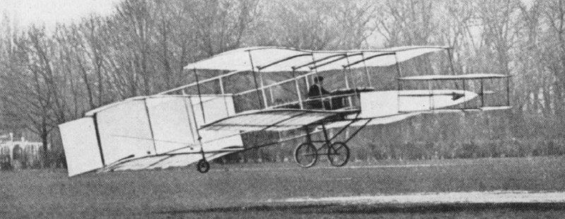 Voisin-Delagrange - 1907
