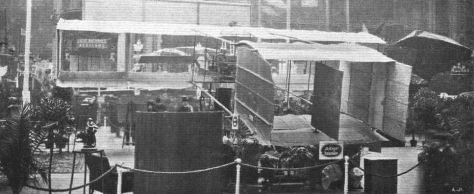 Farman 1 - 1907