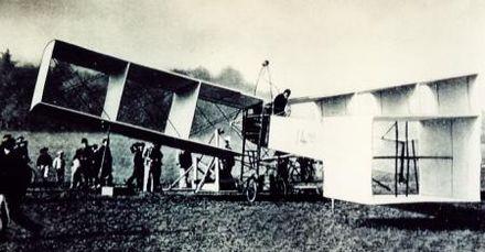 Voisin-Delagrange II - 1908