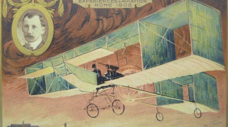 Manifesto Esperienze di Aviazione Roma