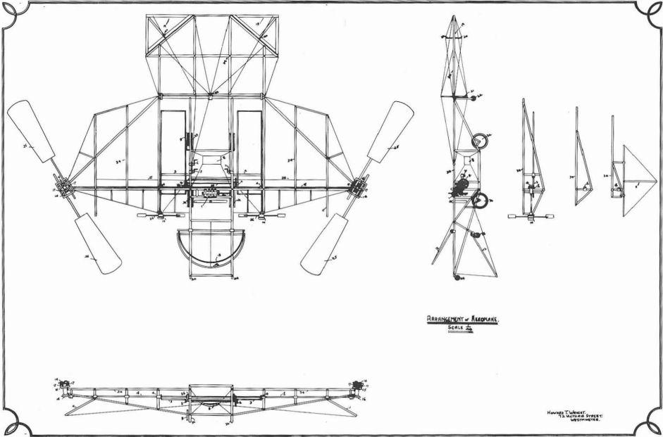 Elicottero 3 - Wright-Capone - 1908