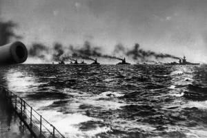 prima guerra mondiale Battaglia dello Jutland