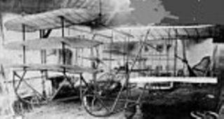 Biplano Dottori 2 - 1910