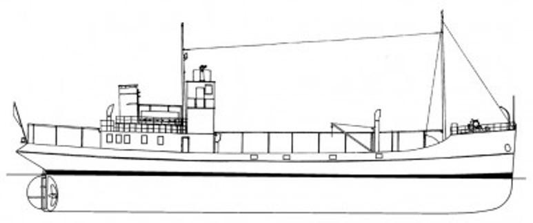 Cisterna Costiera Bormida -1915
