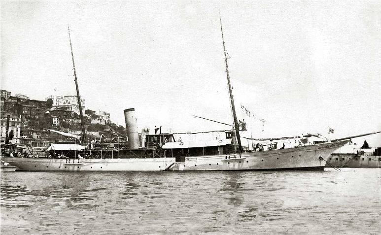 Nave Posamine Capitano Verri - 1915