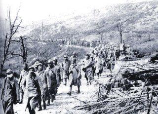 prima guerra mondiale Caporetto 1917