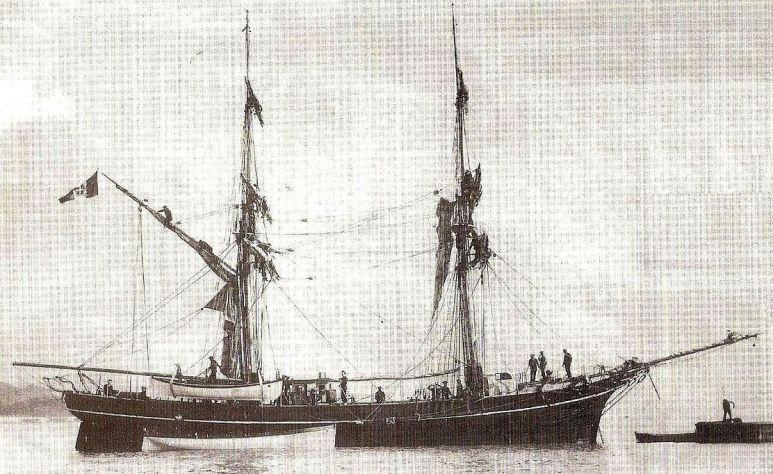 Nave Scuola Capraia - 1915