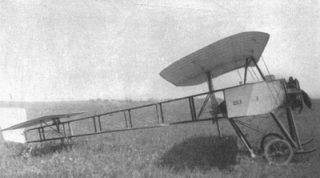 Caproni CA.25 Parasol