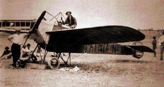 Chiribiri No.5 - Monoplano Biposto - 1913