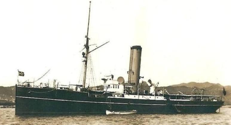 Rimorchiatore d'Alto Mare Ciclope - 1915