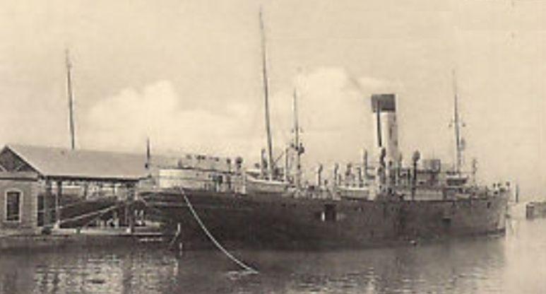 Incrociatore Ausiliario Città di Cagliari - 1915