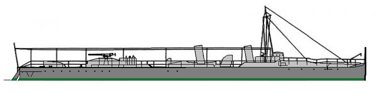 Torpediniere 34PN - 1915