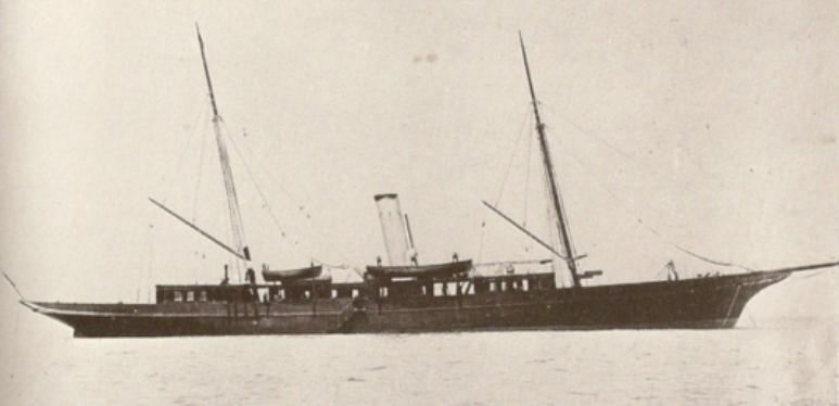 Cannoniera Cunfida - 1915