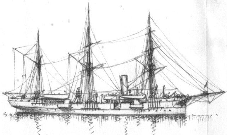 Nave Scuola Curtatone - 1915
