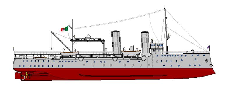 Nave Appoggio Idrovolanti Elba - 1915