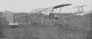 Faccioli n.6 Monoplano - 1912