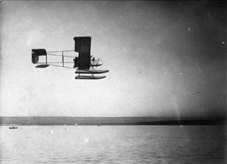 Idrovolante MonoplanoGuidoni