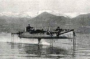 Idroplano Forlanini