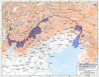 prima guerra mondiale Fronte Italiano 1915-1917