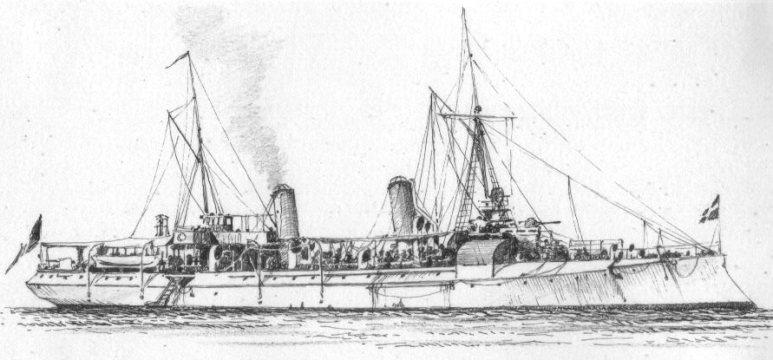 Nave Scuola Montebello - 1915