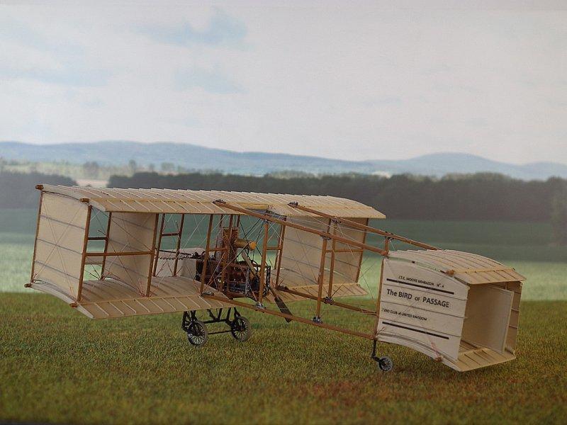 Karsten Rummer - Voisin-Farman 1908 - Renwal's - 1/72
