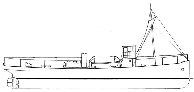 Cisterna Costiera Dora -1915