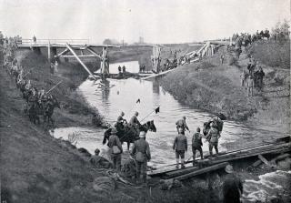 prima guerra mondiale L'ultima battaglia - Vittorio Veneto - 1918