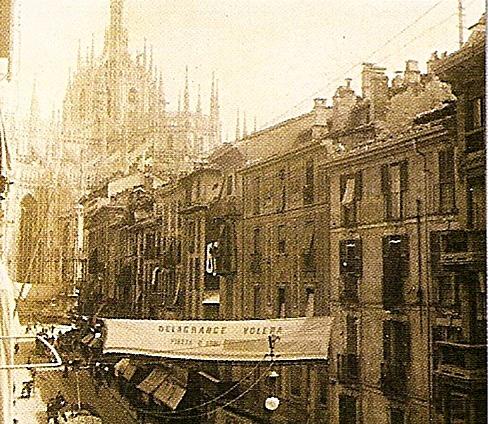 Milano aspetta Delagrange