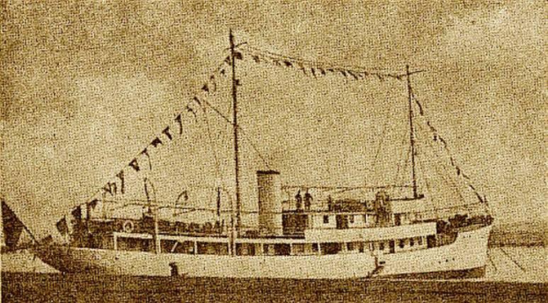 Cannoniera Misurata - 1915