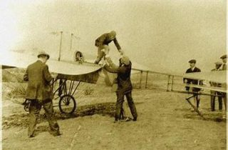 Monoplano Antoni Tipo 1912